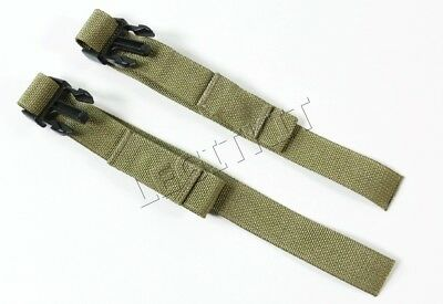 Eagle Industries MLCS RRV Rhodesisan Recon Rear Strap Kit Black Buckle MJK Tan