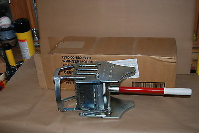 Geerpres Mop Ringer Model 1021 Size Small New