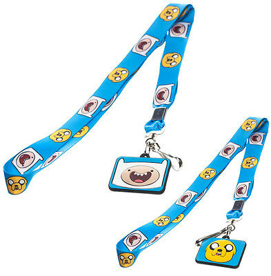 Adventure Time | Official Finn & Jake Lanyard - New