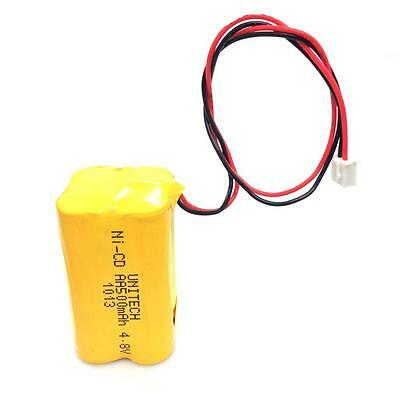Emergency Light Exit Sign Battery Replacement NiCad 500mAh 4.8V 18152