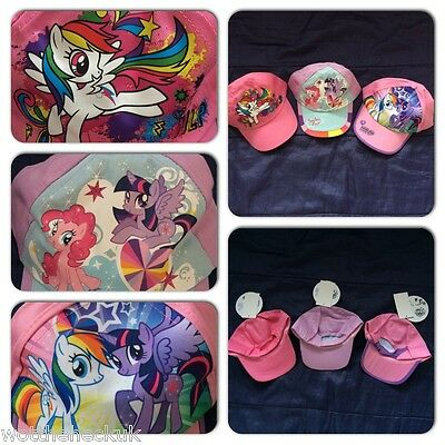 Official Hasbro My Little Pony Baseball Cap Hat Twilight Sparkle Rainbow Dash