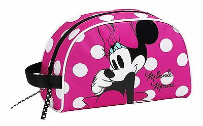 MINNIE MOUSE Neceser bolsa de aseo 28 cm// Carrying case with zip