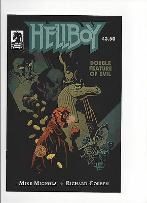Hellboy: Double Feature of Evil One Shot Variant ( Mike Mignola)