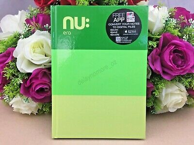 1x A5 Ruled Notebook Note Book Hard Cover Stationery Dairy Journal Office School