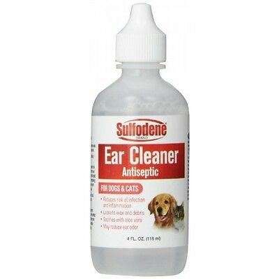 Sulfodene Ear Cleaner Antiseptic FREE SHIPPING Direct From manufacture