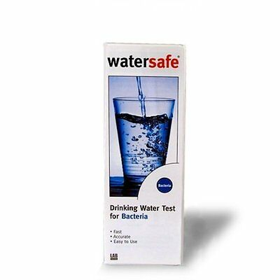 Watersafe Drinking Water Test kit for Bacteria • EUR 12,03