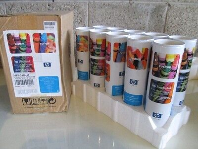 HP Indigo ElectroInk MPS-2486-42 Custom 10 Cans for series press 1000 / 2000