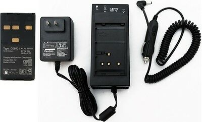 Leica Compatable Battery Charger TPS400 TPS800 Total Stations, Surveying