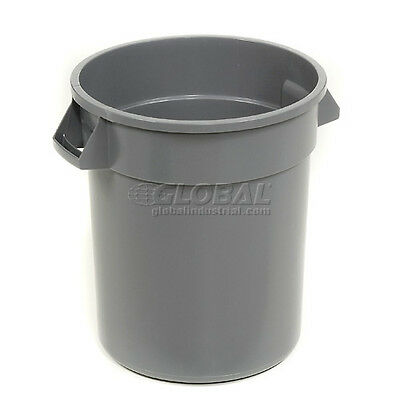 Global Trash Container, Garbage Can - 20 Gallon