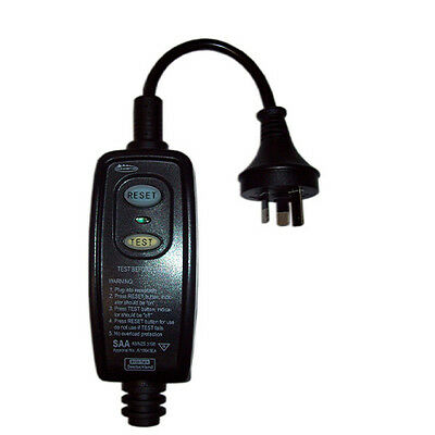 In Line Residual Current Device 10amp