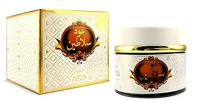 Oudh Salateen Famous Oriental Hallway Fragrance/Burning Incense by Nabeel 60g