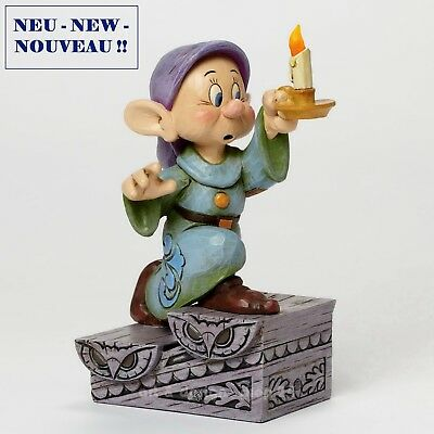"DISNEY TRADITIONS - Skulptur - ""DOPEY""Jim Shore Figur - 4043642 NEU !!"