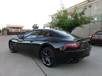 Maserati : Gran Turismo Gran Turismo 2014 maserati gran turismo low miles damaged wrecked rebuildable salvage sport