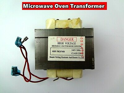 Welling Brand Microwave Oven Transformer Suits Many OEM Brand MDT-7023FMR (C701)