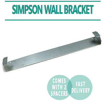Simpson Dryer Wall Mount Bracket with spacers 39S500J
