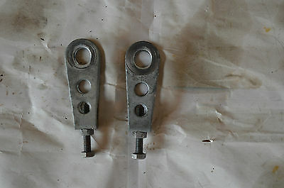 1969 - 1984 Kawasaki H1 S3 KH KZ Chain Adjusters Tensioners Guides