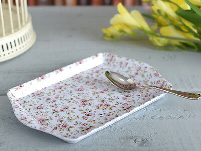 KATIE ALICE Ditsy Floral Small Melamine SCATTER TRAY