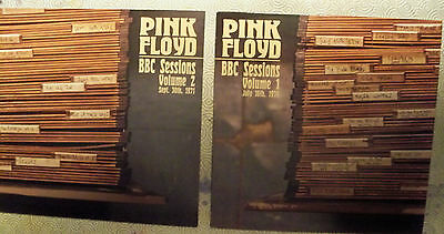 """Pink Floyd """"Bbc Sessions Vol 1 - 2 1970 / 1971"""" Coloured Lp Limited Edition 200"""