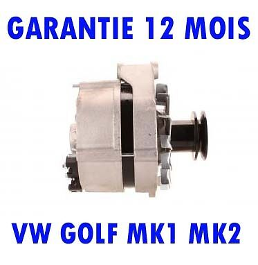 Vw Golf Mk1 Mk2 Jetta Mk2 1984 1985 1986 1987 1988 - 1991 Rmfd Alternateur