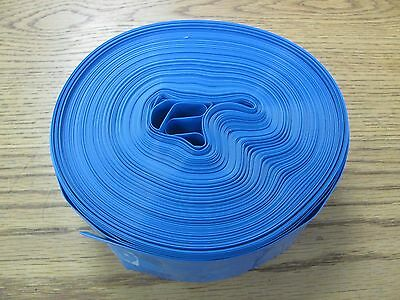"""LSP Specialty Products P-3015 - 1"""" Blue Plasti-Sleeve - 200', 4 mil"""
