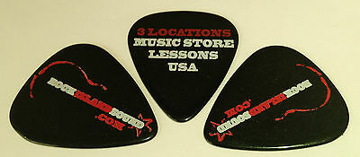 Rock Island Sound Guitar Picks (3 Pack)