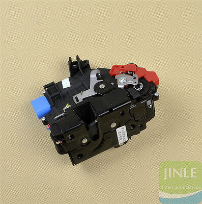 VW OEM Front Right Door Lock Latch Actuator For VW Jetta Golf MK5 Rabbit Touran