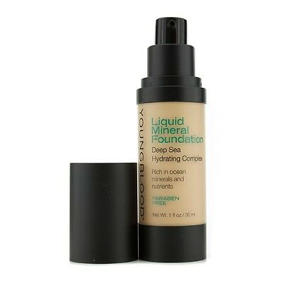 Youngblood Liquid Mineral Foundation - Sand 30ml