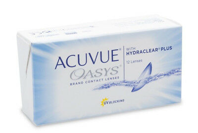 Acuvue Oasys with Hydraclear Plus 1x12 oder 2x6 TOP ANGEBOT!!