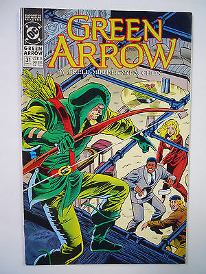 VINTAGE! DC Comics Green Arrow #31 (1990)