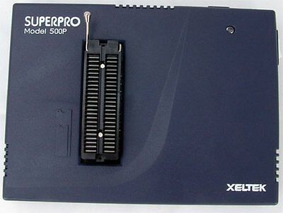 Xeltek SuperPro 500P Universal IC Chip Device Programmer....SPECIAL!!!!!!!