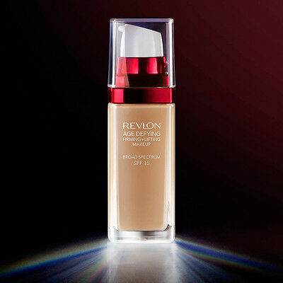 (1) New Revlon Age Defying Firming+Lifting Makeup Foundation SPF 15, You Choose