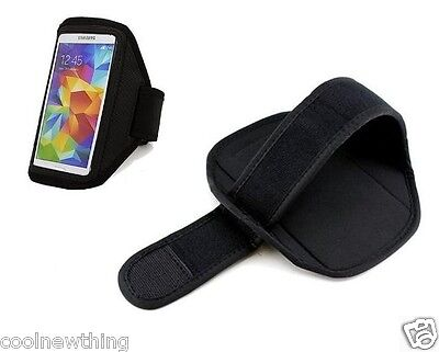 Jogging Run Sport Armband Holder Arm Strap Pouch Case for Samsung Galaxy S5 mini