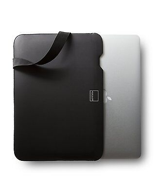 "Acme Made Skinny Sleeve Case Cover For Apple 15"" MacBook Pro Retina- Matte Black"
