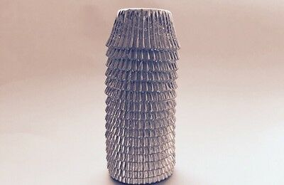 Silver mini foil candy baking cupcake Liners Frozen Birthday  #100