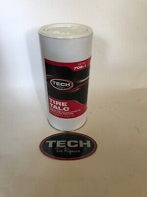 French Chalk - Tyre Talc - For Tube Repairs - Tyre Repairs - Inner Tubes