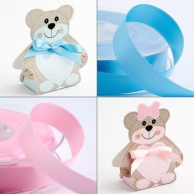 Deluxe Girls / Boys Christening / Baby Shower Favour Boxes Sweet Gift Favors