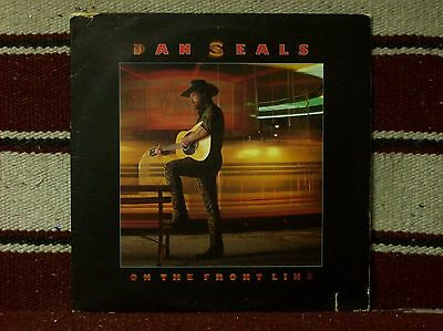 DAN SEALS - ON THE FRONT LINE (PW17231) in Stereo!