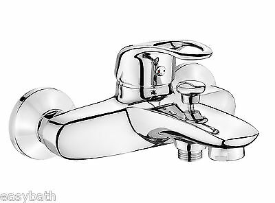 Bath filler mixer tap with shower kit,Wall/ Deck mounted, High quality Chrome