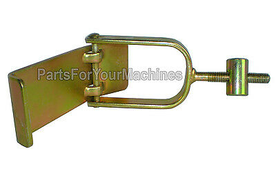 Propane Tank Locking Clamp, Universal Fit, Forklifts, Propane Buffers, Sweepers