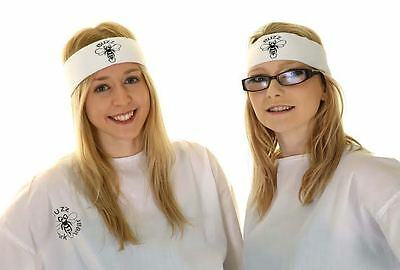 BUZZ Beekeepers Headband / Sweatband * FITS ALL! *