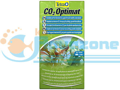 Tetra * Co2 Optimat Complete Kit For Tropical Aquarium Free Delivery Plants • EUR 19,78