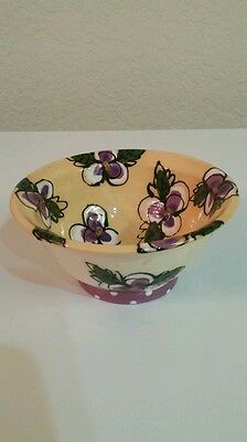 Robin Sterling Small Bowl/Tea Cup Signed 2003