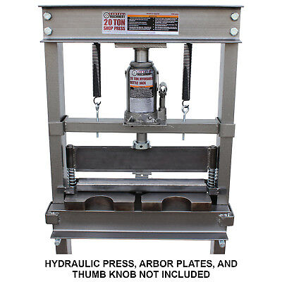 "SWAG Off Road 20 Ton Press Brake Kit ""Fully Welded"""