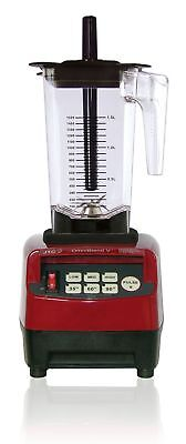Smoothie Maker Power Blender Mixer Icecrusher JTC Omniblend V 1,5L ROT BPAfrei