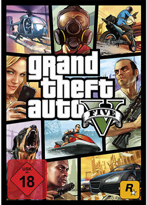 Grand Theft Auto V GTA 5 Rockstar PC CD Key Download Code EU