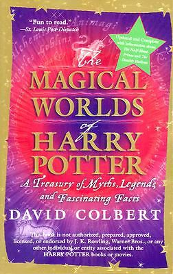 The Magical Worlds of Harry Potter (revised edition) Colbert, David