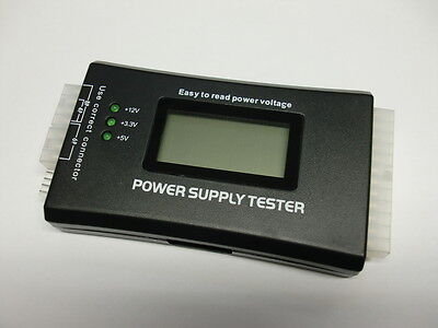 ATX Power Supply Tester with LCD Display #g816