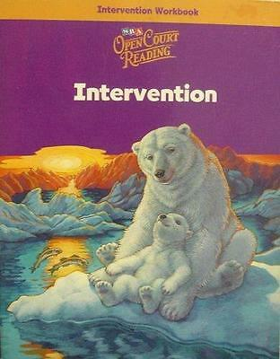 Open Court Reading - Intervention Workbook - Grade 4 2001 by Roit, Ma 0075709430