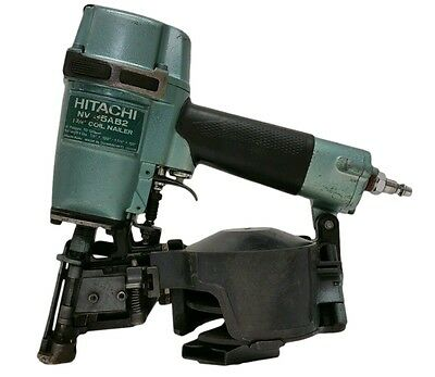 NV45AB2 Hitachi Wire Coil Roofing Nailer for 7/8 - 1-3/4 Nails