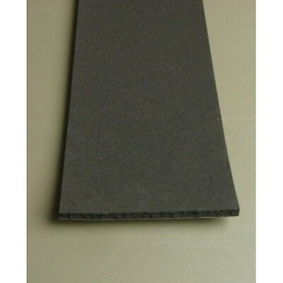 "1/4"" x 4"" Adhesive Backed Foam Rubber  NFR.25-4-AB"